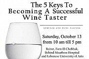 Wine Tasting Training Session by La Maison du Sommelier