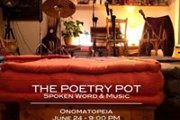 Majd Shidiac Hosts the Poetry Pot