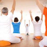 Free Happy Hour Meditation - Stretch Breathe Meditate