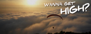 Paragliding in Lebanon - from Ghosta near Harissa & Landing in Jounieh  with Club Thermique