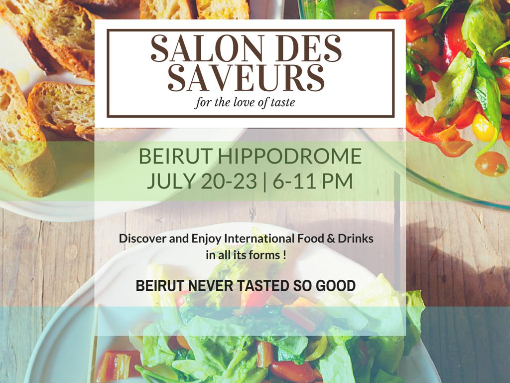 Salon des saveurs 2016 lebtivity for Salon des saveurs paris