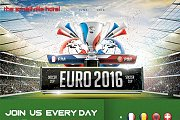 Eurocup 2016 at Red Street