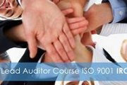 Lead Auditor ISO 9001:2015 IRCA Certified Training