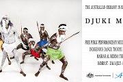 Djuki Mala indigenous Australian dancers