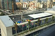 1st BDD Talk on Beirut Digital District Rooftop - Mental Candy with Samir Zehil, Wydner Coaches