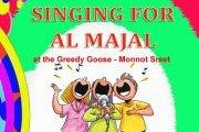 Singing for Al Majal