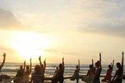 Beach Sunset Yoga & Meditation at Lazy B with Aaed Ghanem