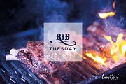 Ribs Tuesday at Amethyste Lounge