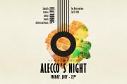 Alecco's Night at Smoking Barrels