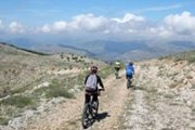 Mountain Biking Al Shouf Cedar Reserve
