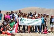 Green Steps in a special Challenging event at Qornet el Sawda