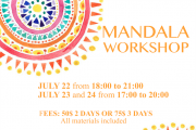 Mandala Triple Workshop