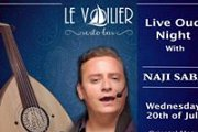 Oud night at Le Voilier - Samaya