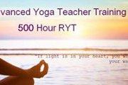 Advanced Yoga Teacher Training - 500 Hour RYT
