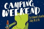 Camping Weekend at Colonel Beer
