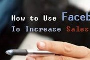 How to use Facebook to Increase Sales - Workshop with Right Service