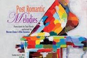 Post-Romantic Melodies | Piano Duo at Antonine University