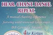 4 Hour Kirtan Festival