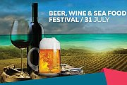 Beer, Wine & Seafood Festival in Batroun
