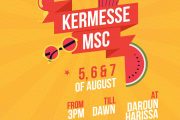 Kermesse MSC - Mouvement St-Charbel