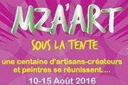 Mza'art Sous La Tente 2016