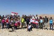 Qornet el Sawda with Dale Corazon - Lebanon Explorers
