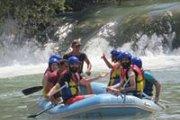 Rafting! Al Assi Hermel with Vamos Todos