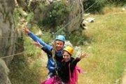 Climbing Rappelling & Zipline with Vamos Todos