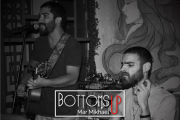 Mondays with the Dirty Blues at Bottoms Up!