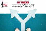 Let's decide career workshop