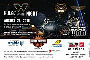 WHITE NIGHT with Harley Owners Group® to fund a dream with Tamanna for children with cancer