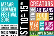 Mzaar Summer Festival 2016