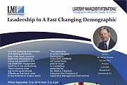 Leadership in a Fast Changing Demographic Executive Seminar