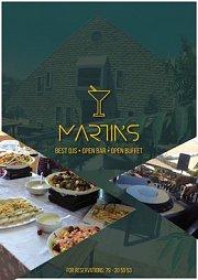 Sunday Buffet at Martin's