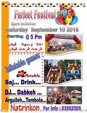 Ferhet Festival