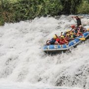 Green Steps rafting In the whitewater of Assi River & exploring the historical Hermel