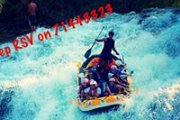 Rafting Adventure with A.I.L