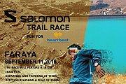 Salomon Trail Race Faraya