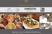 Mexican Cuisine Festival at Casino du Liban
