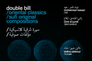 Double bill - oriental classics / sufi original compositions