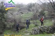 Hiking Ehmej- Wadi el Jamel with Lebanese Adventure