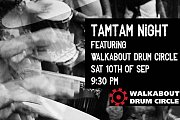 Walkabout Drum Circle Live at Timmy's