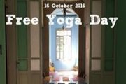Sweet Sixteen : Free Yoga Day