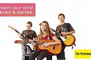 Guitar Group Tutoring for children