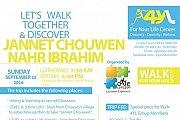 WALK 4YL Trip to Jannet Chouwen