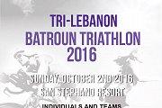 Tri-Lebanon Batroun Triathlon 2016