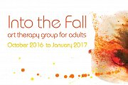 Into The Fall- Art therapy group for adults