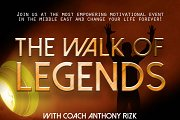 The Walk of Legends Motivational Firewalking Seminar