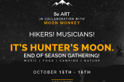Hikers! Musicians! It's Hunter's Moon