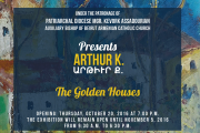 "Arthur K. | ""The Golden Houses"" Exhibition"